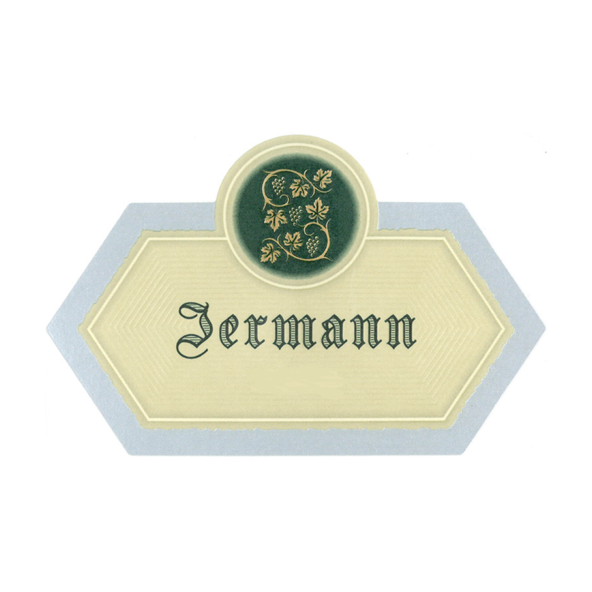 Jermann wineyard logo
